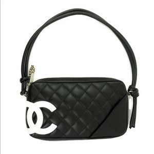 CHANEL Cambon Small Clutch (Vintage)